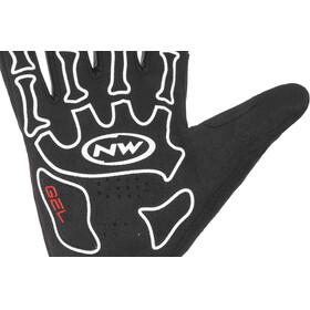 Northwave Skeleton W-Gel Full Gloves Men Black/White